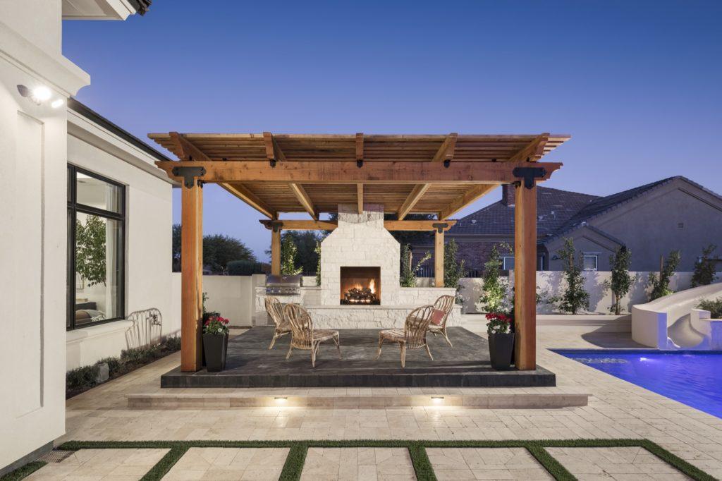 Backyard Sanctuary Near Scottsdale AZ